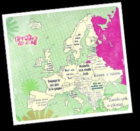Mini - European Palindromes
