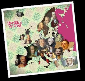 mini - European Philosophers