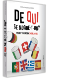 COUVERTURE - De Qui Se Moque-t-on Tour d'Europe en 345 Blagues