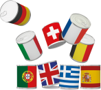 Illustration - European jokes
