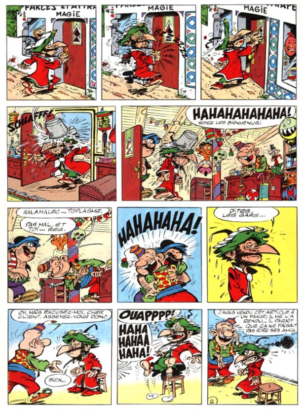 France - Comics - Iznogoud