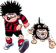 United-Kingdom - Comics - Dennis and Gnasher