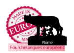Made in Europe - Rome - Fourchelangues européens