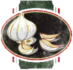Austria - Superstitions - Sliced Garlic Yogurt