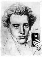 Philosopher - Denmark - Kierkegaard