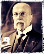 Philosopher - Slovakia - Masaryk