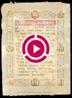 Lithuania - Anthem - Tautiška giesmė