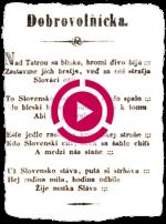 Slovakia - Anthem - Nad Tatrou sa blýska