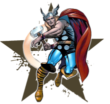 Superheroes - Norway - Thor