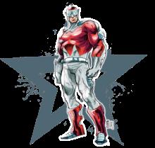 Superheroes - Poland - Biały Orzeł