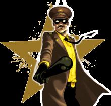 Superheroes - Portugal - Capitão Falcão