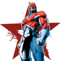 Superheroes - United-Kingdom - Captain Britain