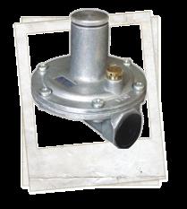 European Inventions - Bosnia-Herzegovina - Safety gas pressure regulator