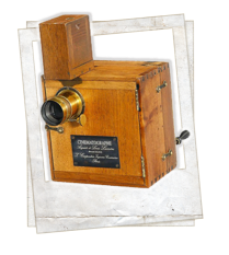European Inventions - France - Cinematograph