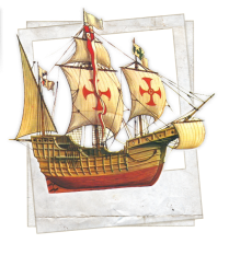 European Inventions - Portugal - Caravel