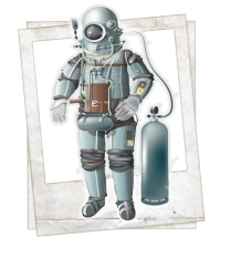 European Inventions - Spain - Space Suit