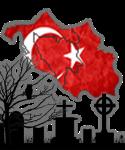 Croatia - Serbia - Bosnia - turskog groblja