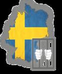 Germany - Luxemburg - Hinter schwedischen Gardinen