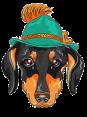 Germany - Dog Barking - Wau Wau