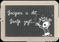 Belgium - Jacques a dit - Jantje zegt