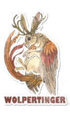 Germany - European creature - Wolpertinger