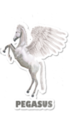 Greece - European creature - Pegasus
