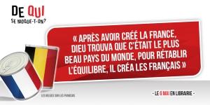 DeQuiSeMoquetOn - Belgique - France