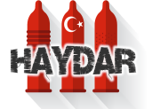 European John Thomas - Turkey - Haydar