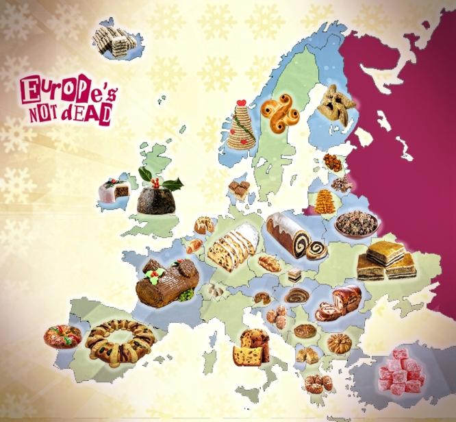 european-christmas-cake